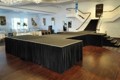 I-shaped Catwalk for pageant.